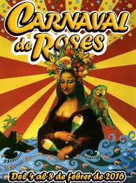 CARNAVAL ROSES 2016