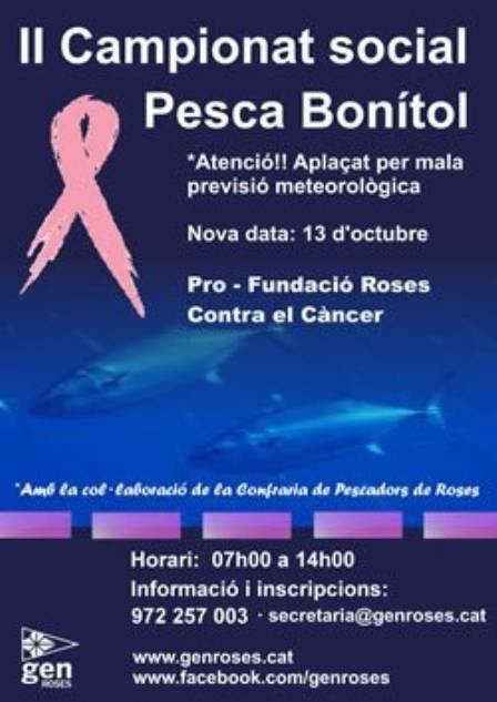 II edición del Campeonato de Pesca de Bonito del GEN Roses