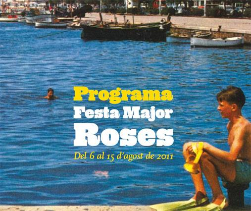 Festa Major Roses 2011