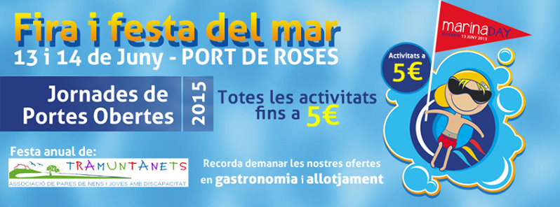 FESTA DEL MAR i MARINA DAY 2015