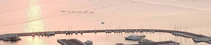 Es reubicaran pantalans del port de Roses per millorar les instal·lacions